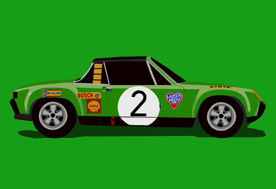 Porsche 914 Liveries and colors