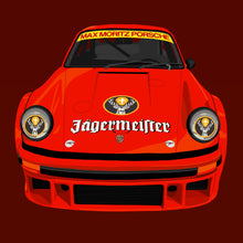 Load image into Gallery viewer, Porsche 934 Art Prints