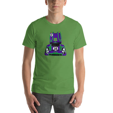 Porsche 917 Hippie Car T-Shirt