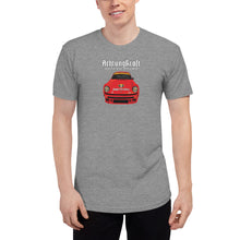 Load image into Gallery viewer, Jäger Porsche 934 Ächtung Kraft Outlaw Shirt