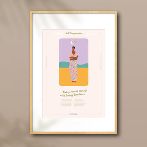 Daily Rituals Prints: Self Compassion