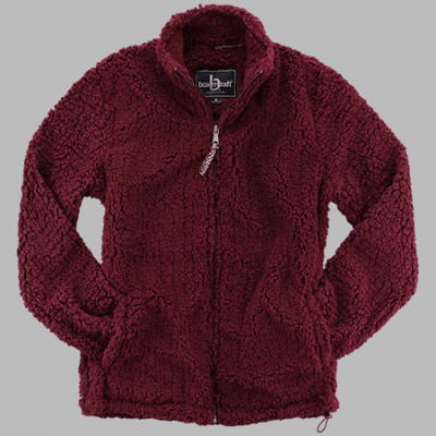 Ladies Full Zip Sherpa