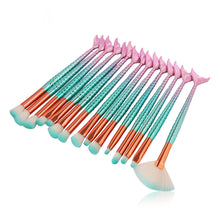 Mermazing Brushes 15pc