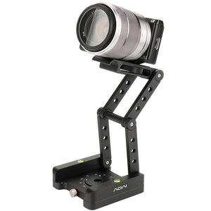 FlexVex™️-Adjustable Tripod Head