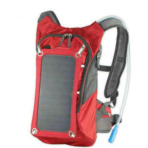 Soli Pal™️- Solar Power Survival Backpack