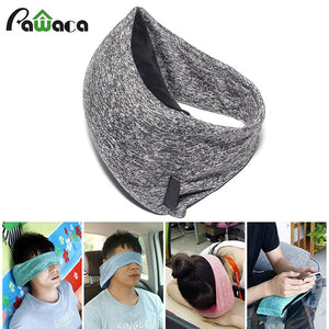 2-in-1 Eyemask Pillow