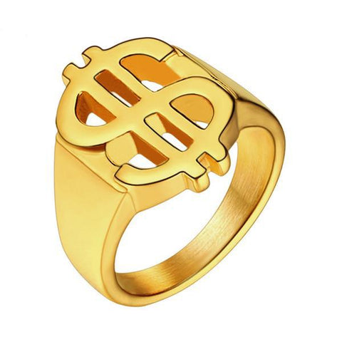 US Dollar  Ring