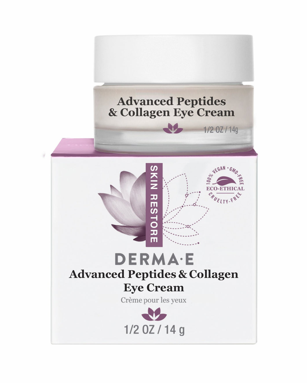 Advanced Peptide and Collagen Eye Cream