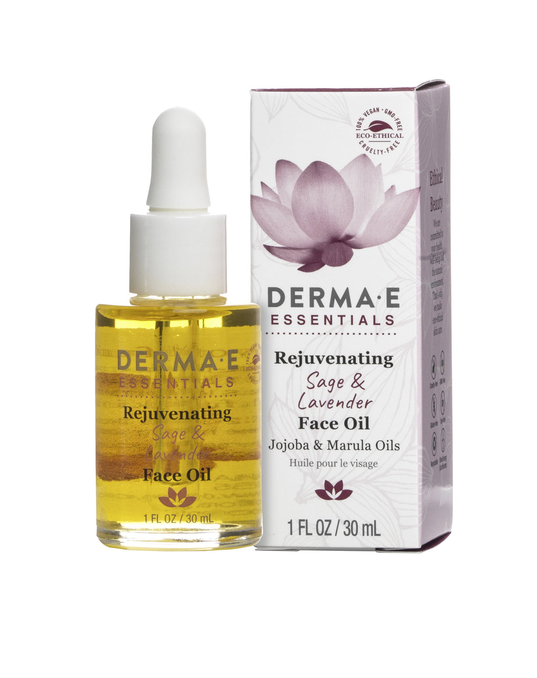 Rejuvenating Sage & Lavender Face Oil