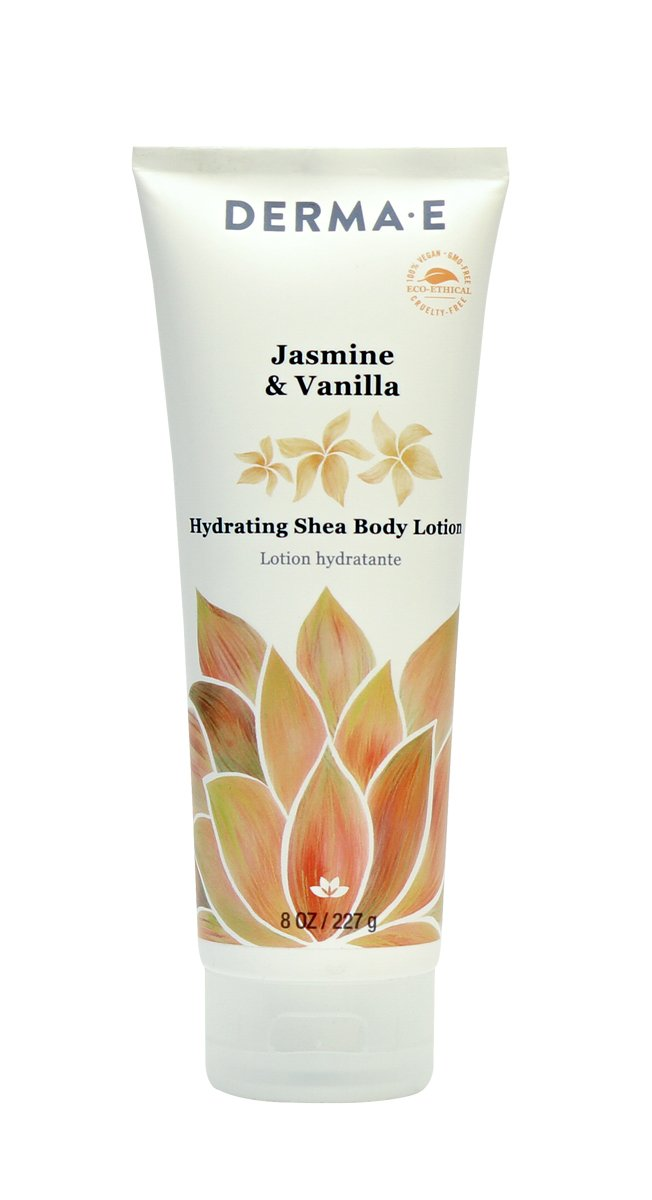 Jasmine & Vanilla, Hydrating Shea Body Lotion