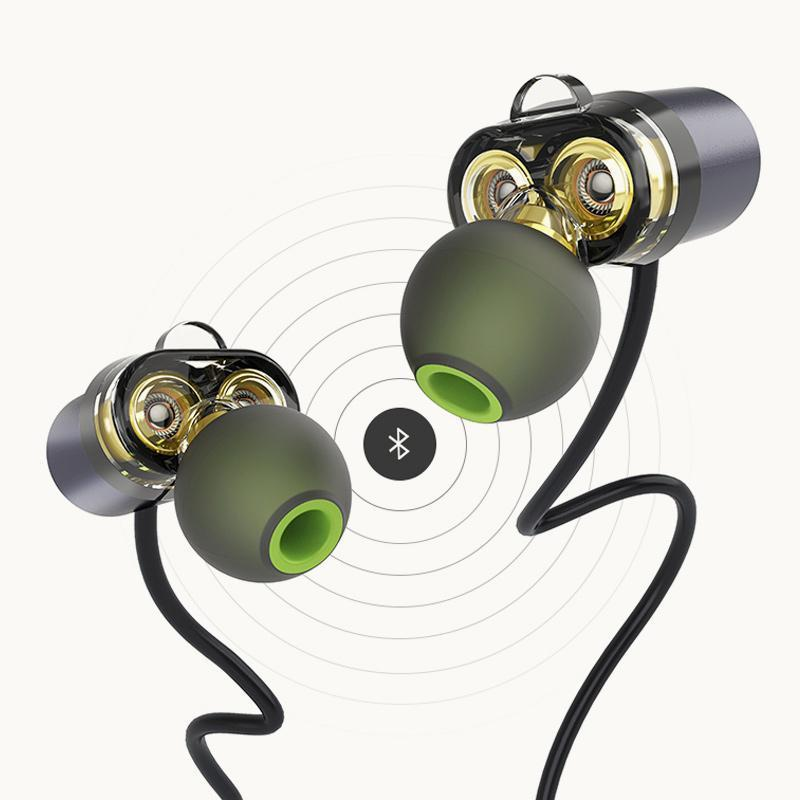 Luxury Magnetic Wireless Earphones