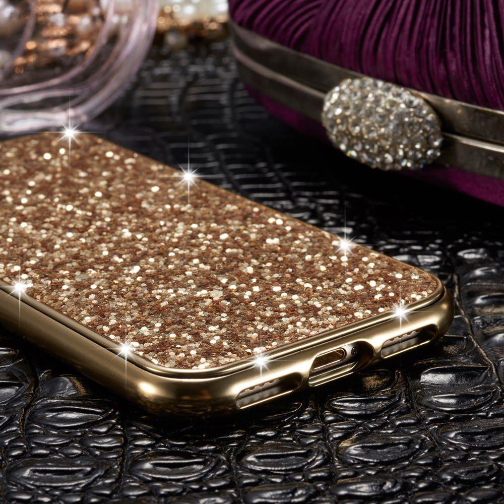 Protective Glitter iPhone Case