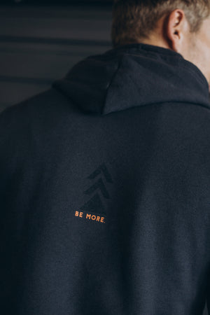 Men's Be More Hoodie
