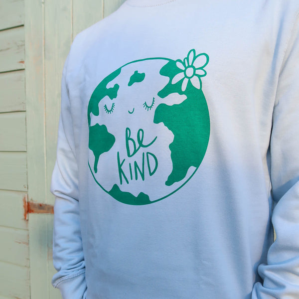 Be Kind Sweatshirt - Hofficraft