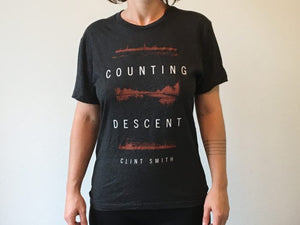 Counting Descent Book Cover T-Shirt