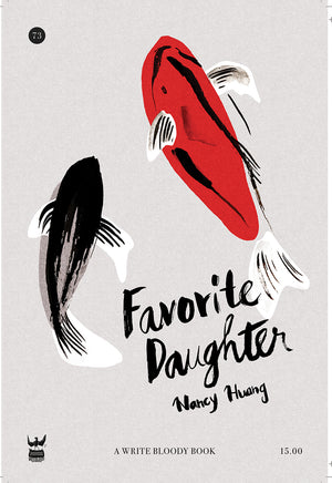 Favorite Daughter by Nancy Huang