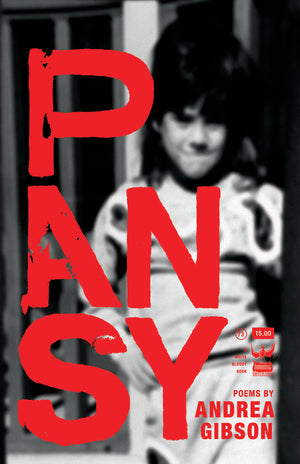 *SIGNED* Pansy by Andrea Gibson