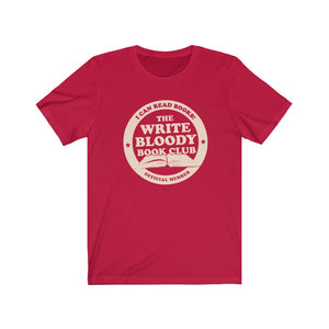 WB classic book club Unisex Jersey Short Sleeve Tee