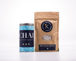 Chai Tea & Rock Sugar Crystals Gift Bundle