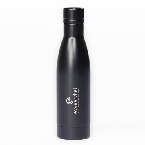 Evveerlux Thermal Water Bottle | Black