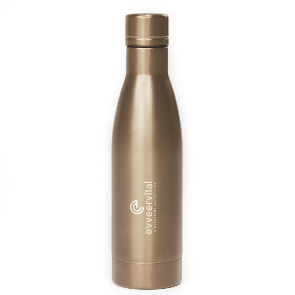 Evveerlux Thermal Water Bottle | Gold