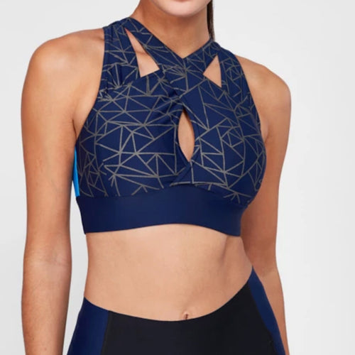 Power On Bra | Royal Blue