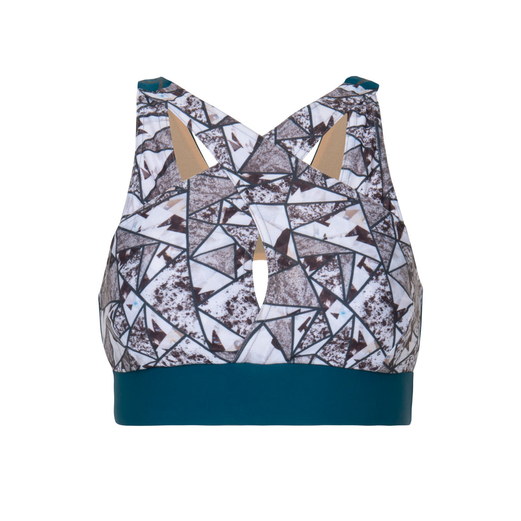 Power On Bra | Geometric