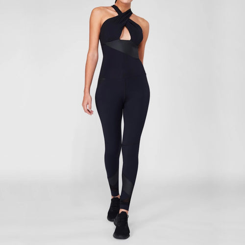Saint Jumpsuit | Black