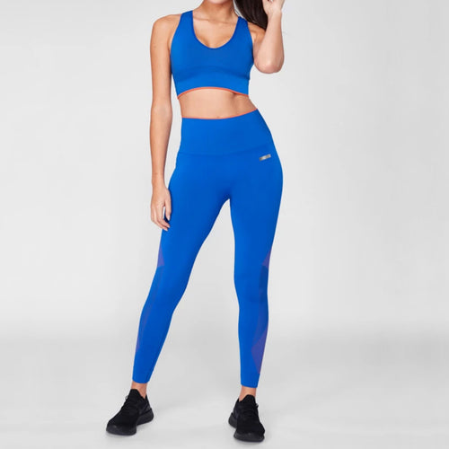 Leap it legging | Cobalt Blue