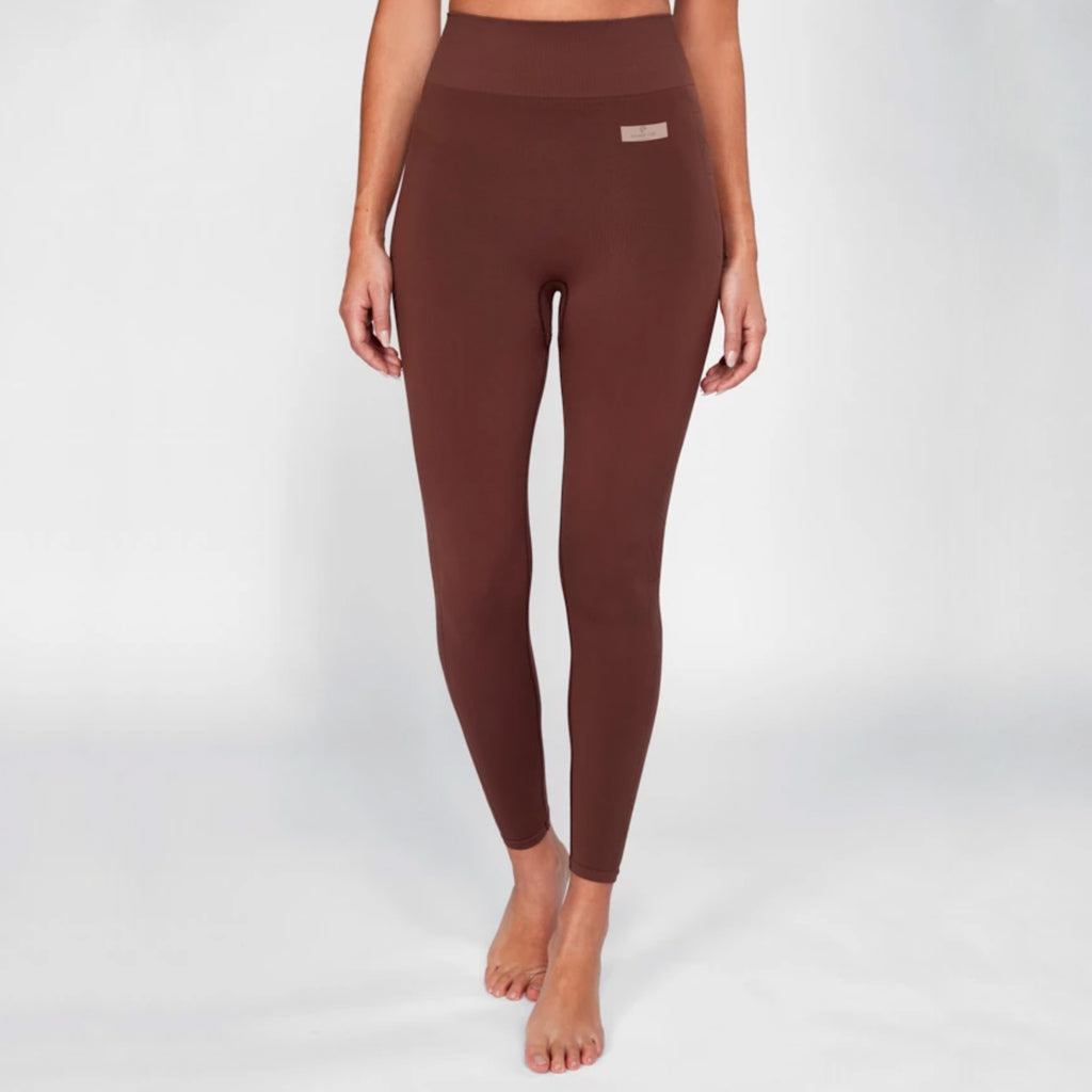Hops leggings | Rich Mocha