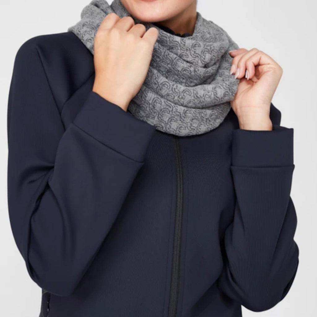 Evveerlux Snood | Charcoal Grey