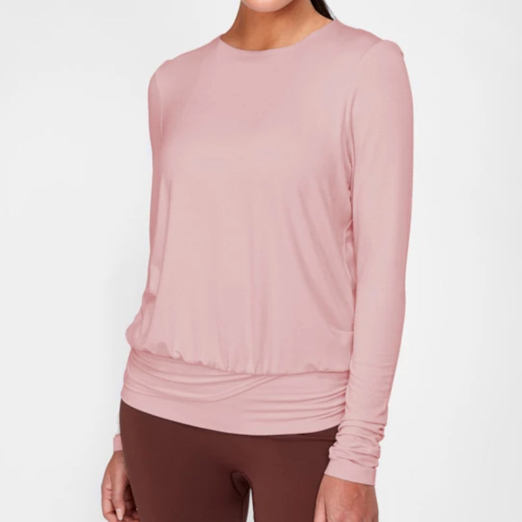 Long Sleeve T-shirt | Dusty Pink