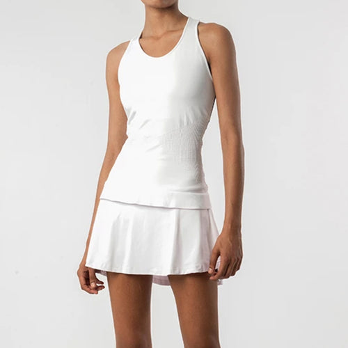 Tennis Top | White