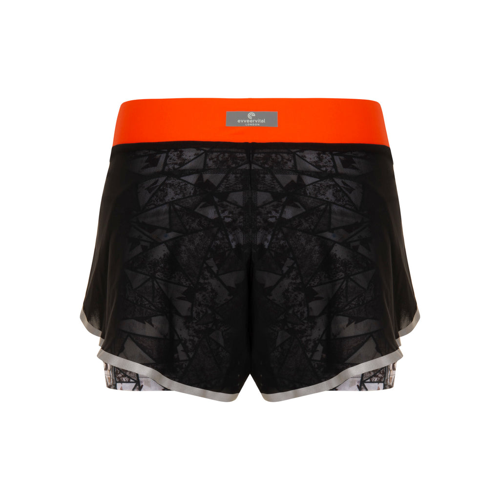 Shoreditch Short | Geometric Print