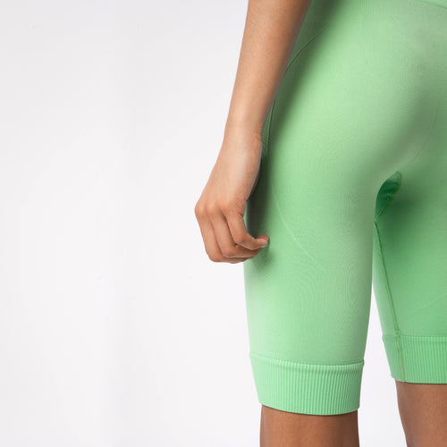 Bike Shorts | Neon Mint