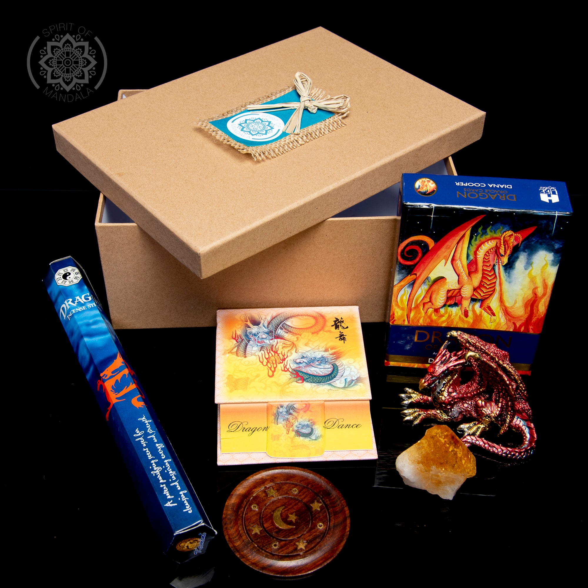 DRAGON GIFT BOX