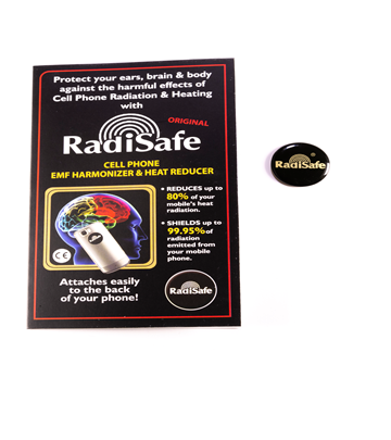 Radisafe Phone Disc
