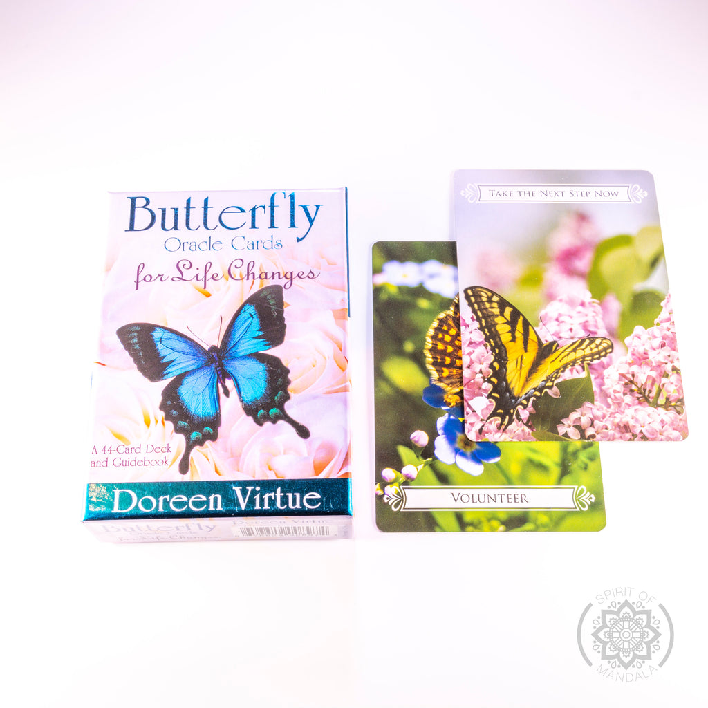 "Loving ""Butterfly"" Oracle Cards"