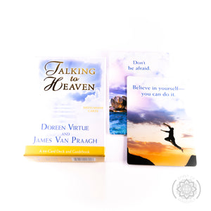 """Talking To Heaven"" Oracle Cards"