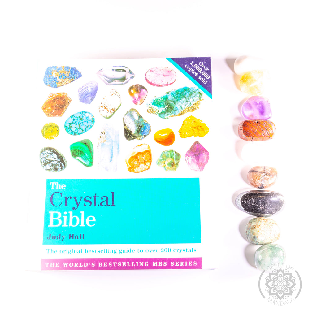 Crystal Bible with Crystals