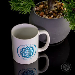 """Spirit of Mandala"" Mug"