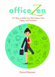 """Office Zen"" 101 Ways To Make Your Work Space Calm, Oracle Cards"
