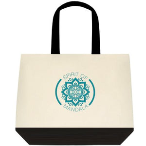 """Spirit of Mandala"" Tote Bag"