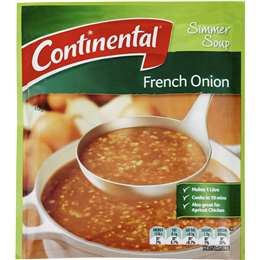 Continental Simmer Soup French Onion 40g - Aussie Food Express