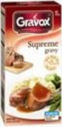 Gravox Supreme Gravy Mix 425g - Aussie Food Express