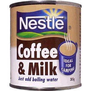 Nestle Instant Coffee & Milk Drink Mix 385g