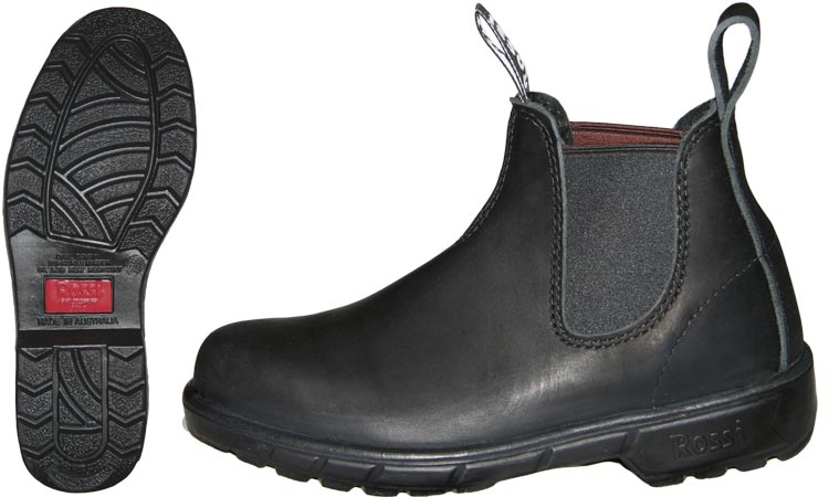 4c228d05e75040 Rossi Boots 301 Endura Black - Free Shipping in USA – Aussie Food Express