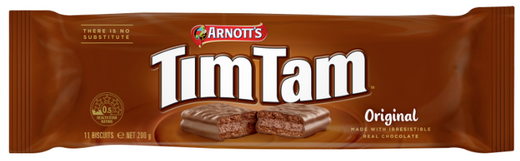 Arnotts Tim Tam Original 200g - Aussie Food Express