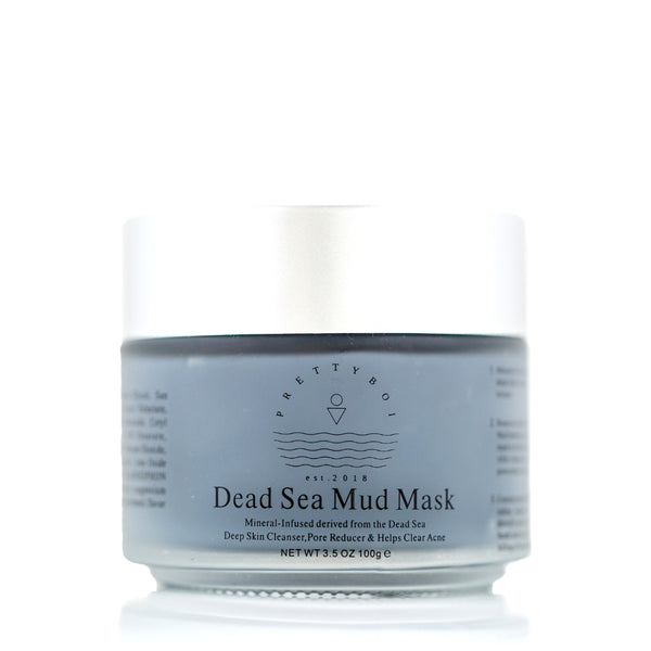 Dead Sea Mud Mask - PRETTY BOI CO.