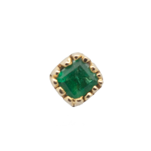 #40 The Green Emerald Stud